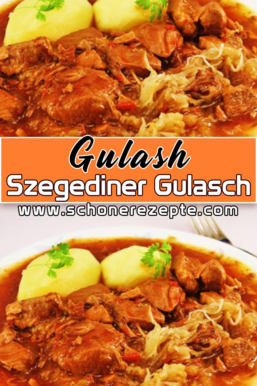 Photo of Szegediner Goulash Recipe – Quick and Easy Goulash Re …