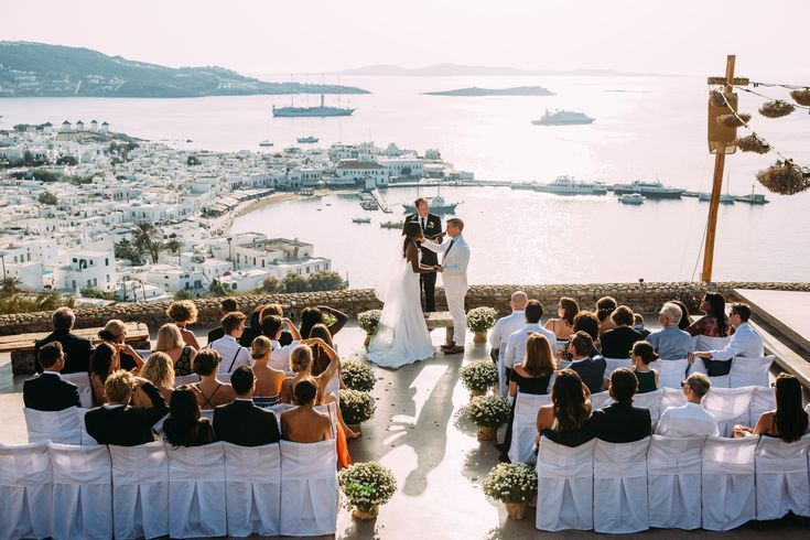 Supergirl Actress Krys Marshall's Intimate Mykonos Wedding - My Dream Wedding ...,  ... Supergirl