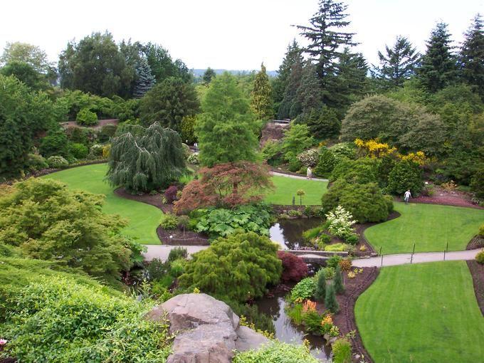 Best Urban Green Spaces In North America Queen Elizabeth Park Green Space Park