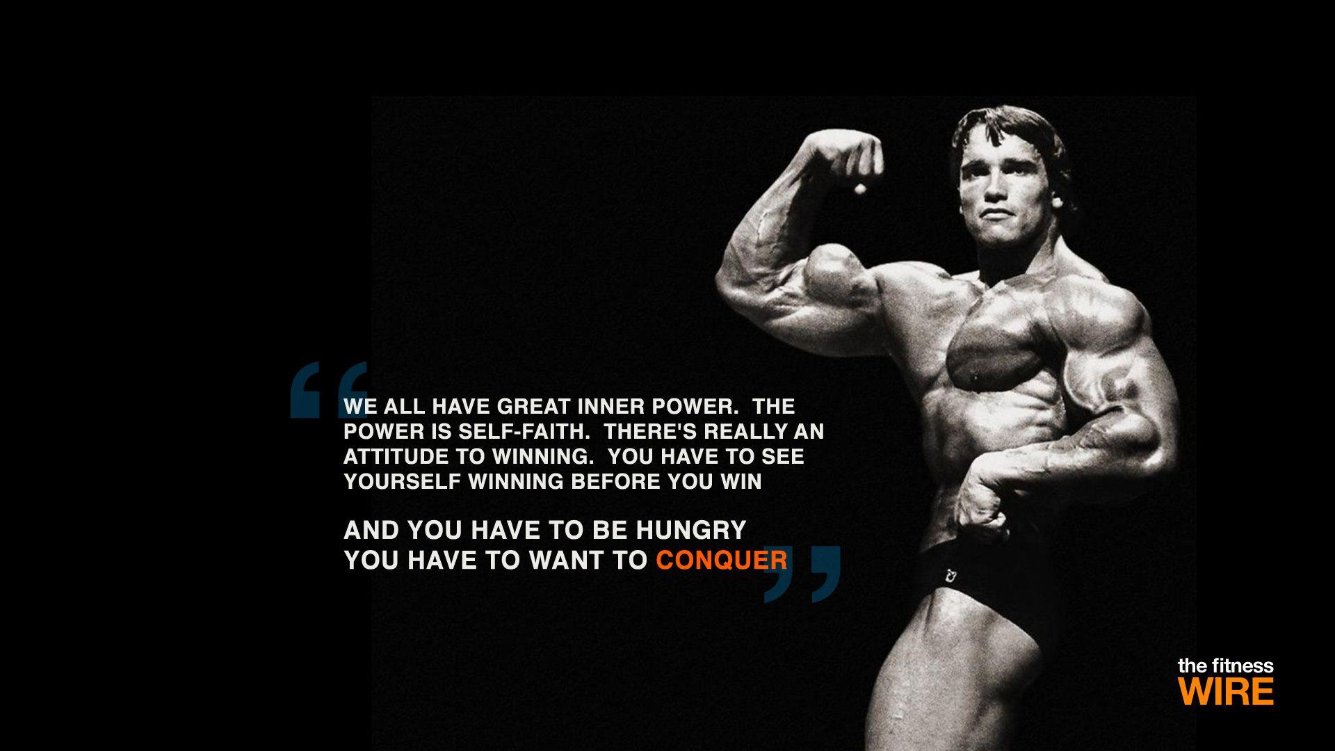 Arnold Motivational Wallpapers WallpaperSafari