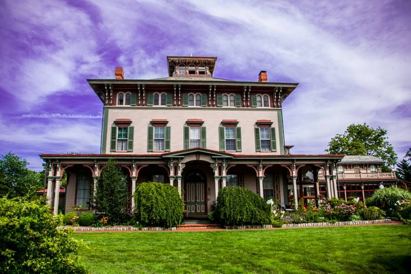 The Southern Mansion At Cape May Nj Wedding Planning By Www Kylemichelleweddings