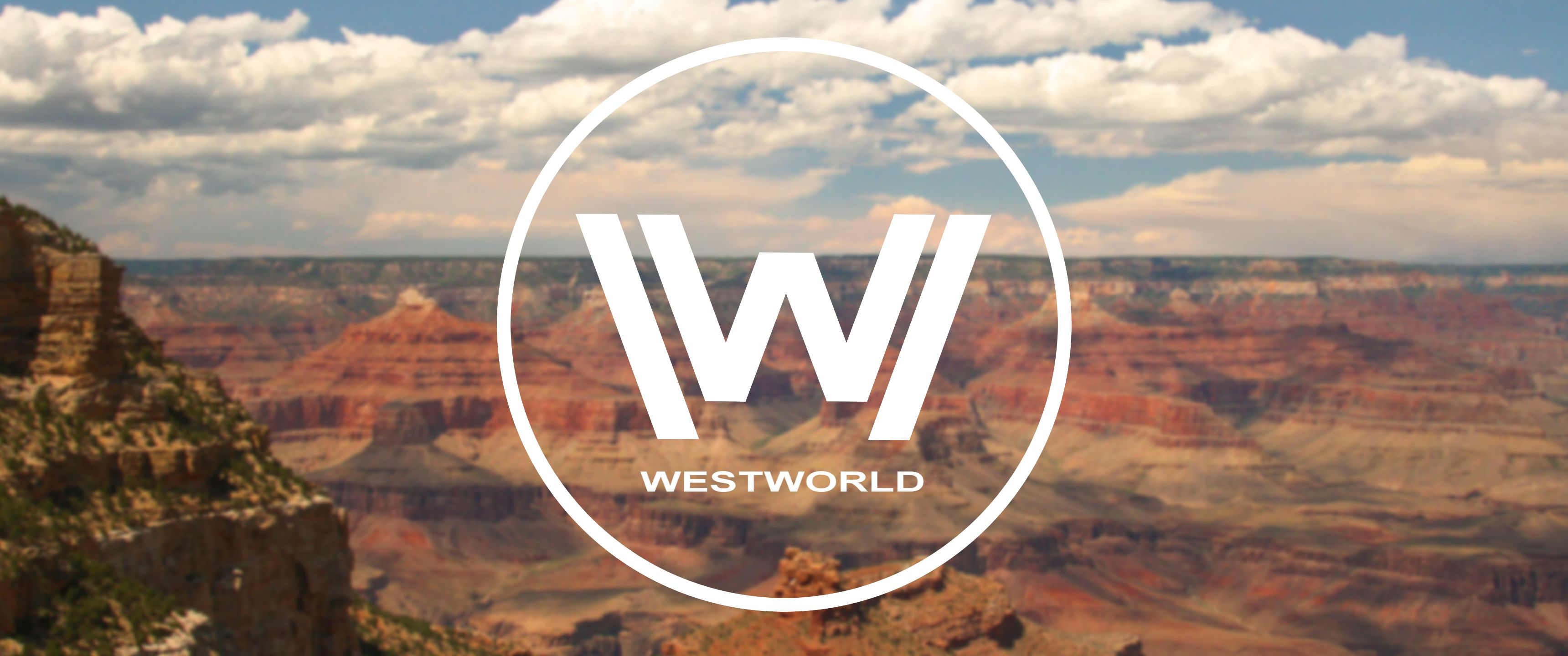 Haven T Seen A Westworld Wallpaper For Ultrawides Made A Simple One Should Be Fine For 16 9 Too Westworld Worlds Of Fun Wallpaper