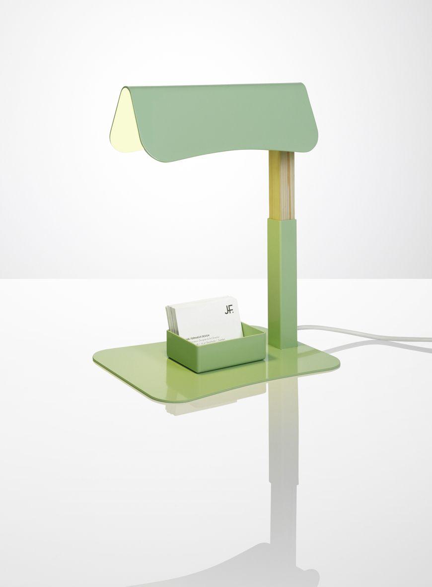 Friendly Office lamp by Jarl Fernaeus