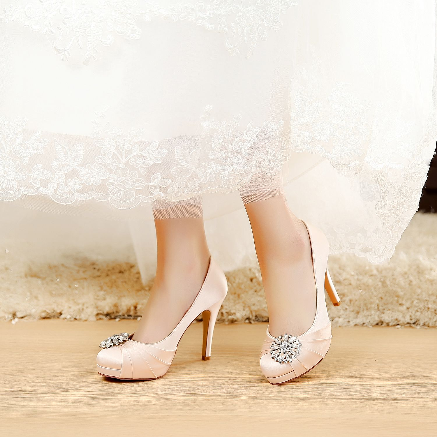 glitterousnet most comforter you best can shoes images wedding pinterest comfortable dance in on actually bridal bride