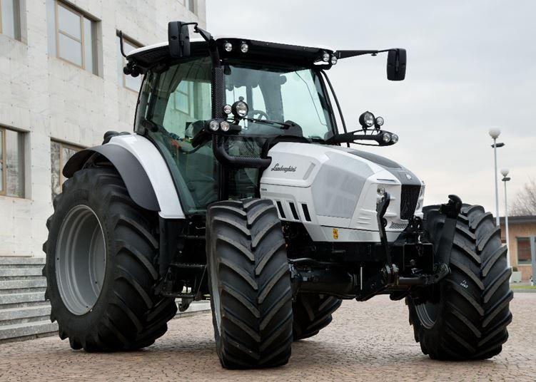 Lamborghini Nitro 100 Vrt Tractor Farm Tractors Lamborghini