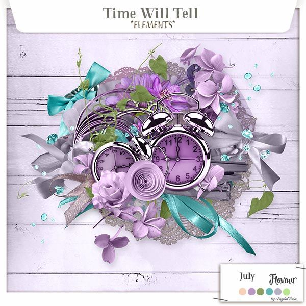 Time Will Tell: July 19th