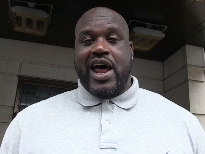 Shaq -- Don't Worry, LSU ... We're Gonna Win National Championship!! (VIDEO)