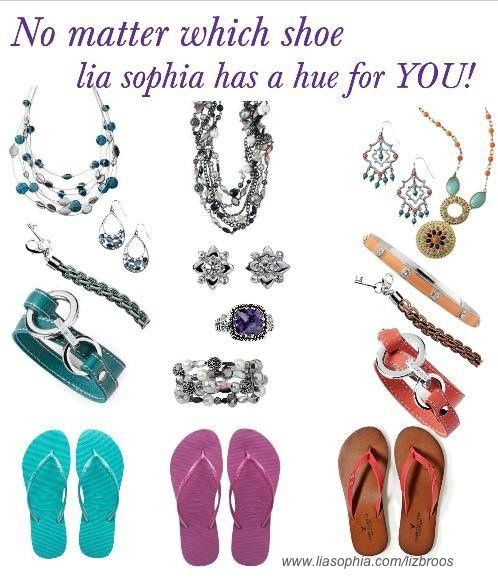 Jewelry to go with all the colors in your wardrobe!