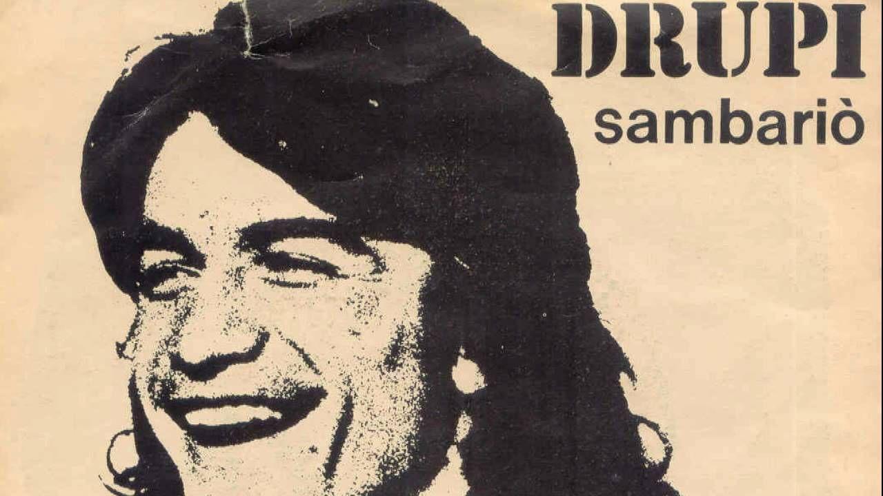 Sambario Drupi 1976 Piosenki Muzyka