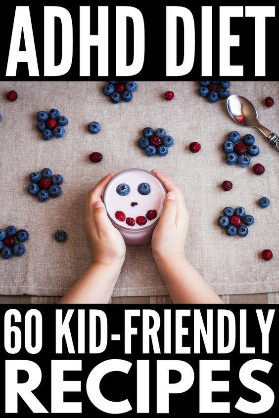 Photo of Die ADHS-Diät für Kinder: 60+ Tipps und Rezepte für Eltern