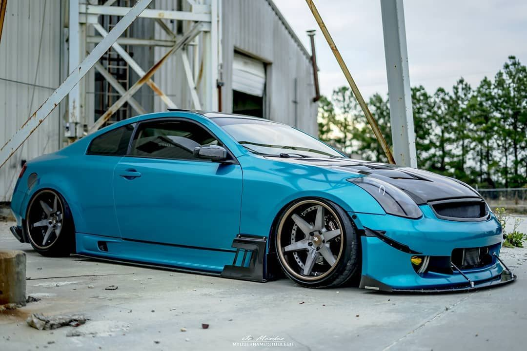 Infiniti G35 Coupe With Images Nissan Altima Coupe Tuner Cars