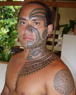 15 Awesome Tribal Face Tattoos Only Tribal Marquesan Tattoos Tribal Face Tattoo Island Tattoo