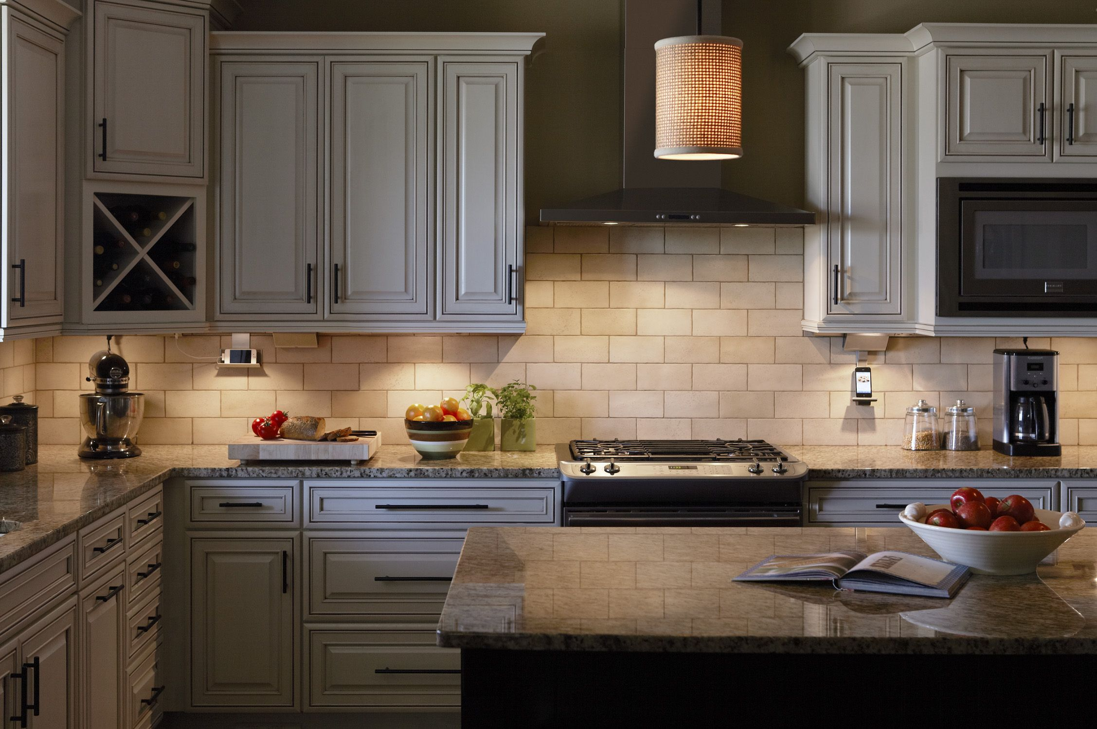 Get Those Countertops Clear And Make Way For Easy Breezy Kitchen