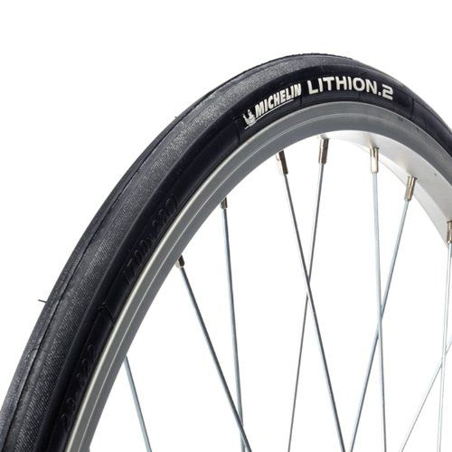 Michelin Lithion 2 Reinforced Road Tire - BLACK, 700 x 23 Michelin   I need 2 tires of course and you may find them cheaper on another web site.