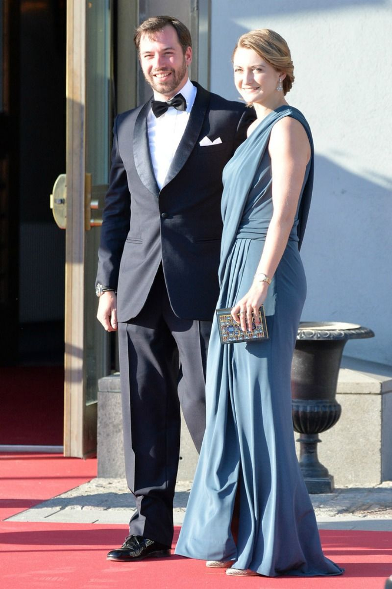 King Carl Gustaf and Queen Silvia hosted a private gala dinner at ...