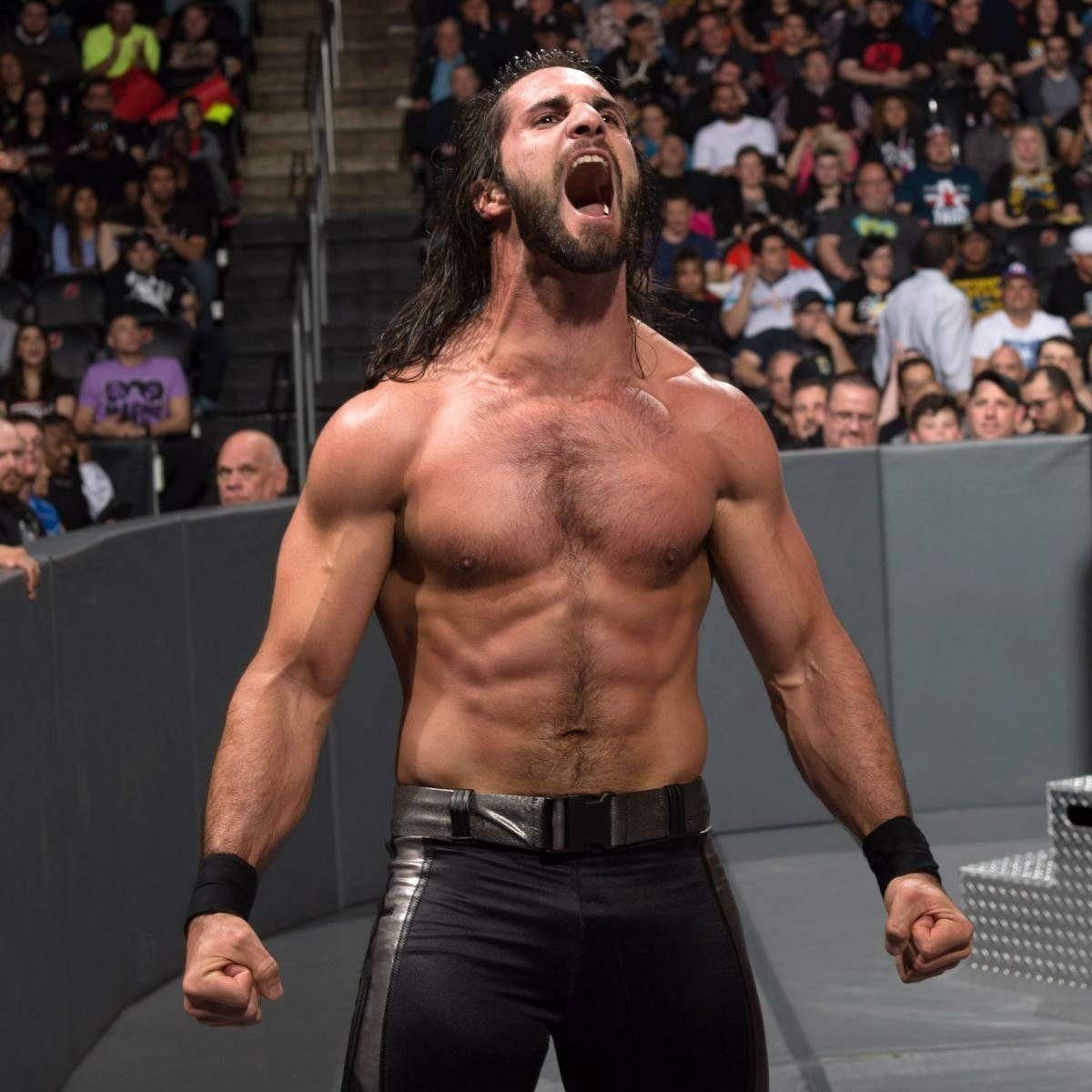 Seth Rollins!!😍😍 He's so Hot!!❤ | Wwe seth rollins, Seth ...
