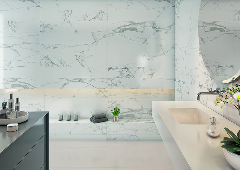roca bathroom tiles statuary collection porcelain tiles by roca statuary 14236