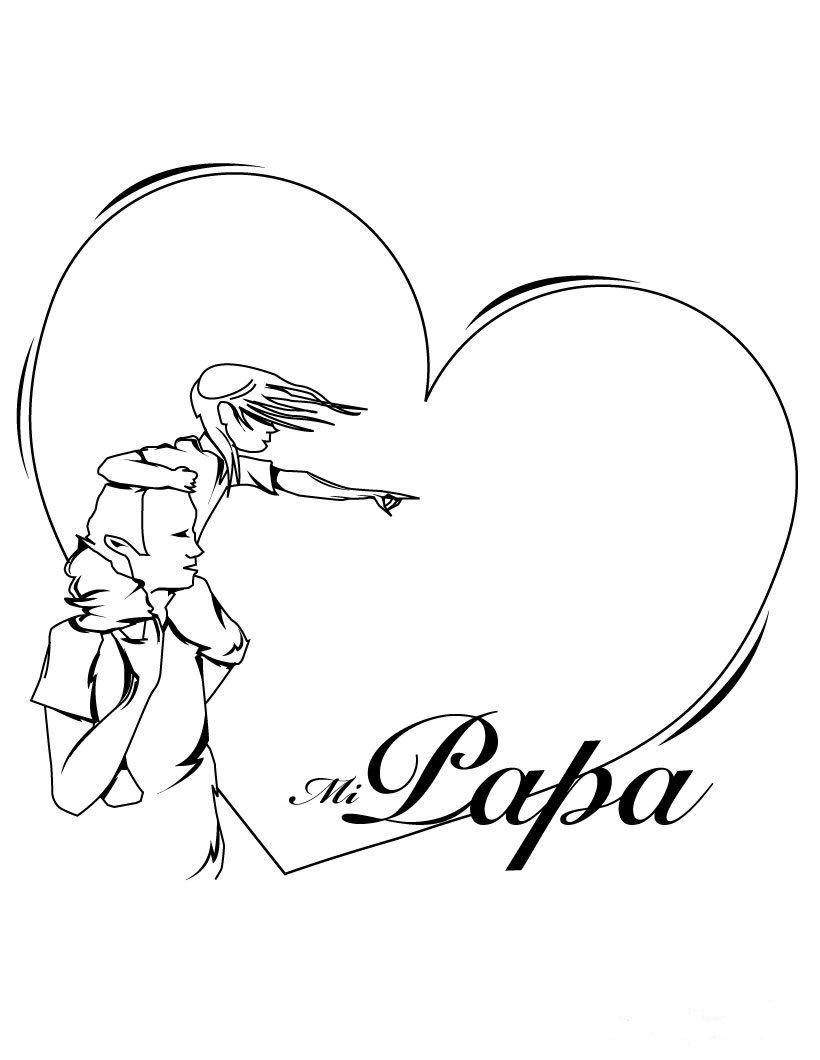 Papa E Hija Dad 15th Birthday Dads Y Home Decor