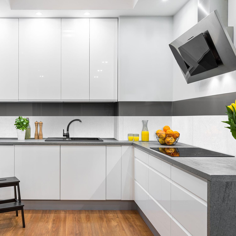 Blok White X1 Kitchen Furniture Design Kitchen Redo White Modern Kitchen