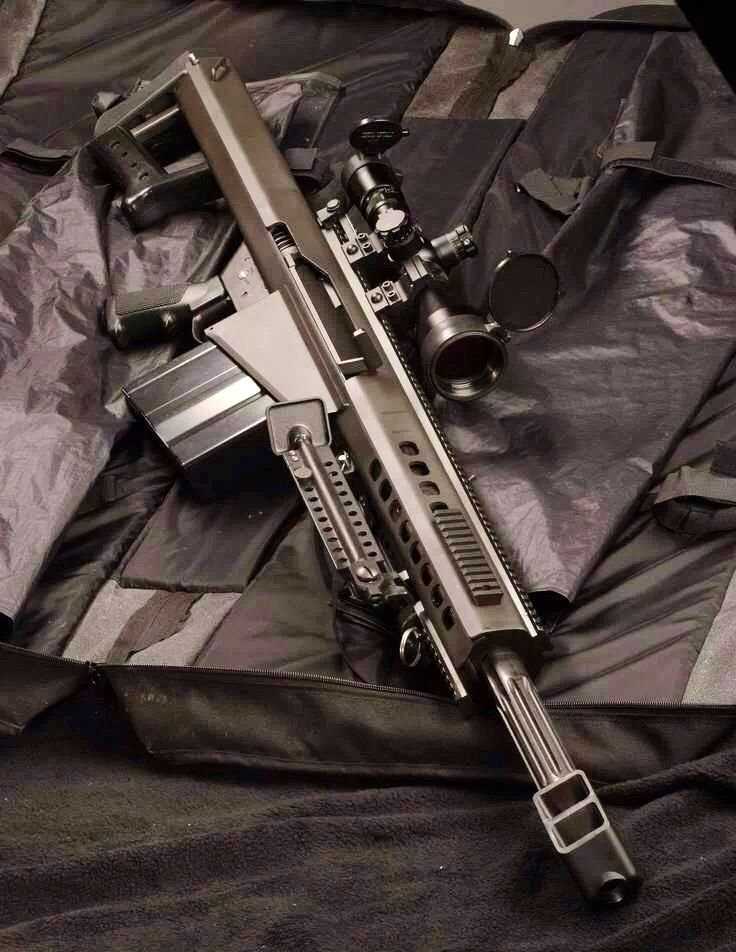 Barrett M82 Sniper .50 BMG