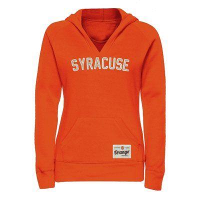 1167dd56 Syracuse Orange Ladies Legacy Pullover Hoodie - Orange | Gift ideas ...