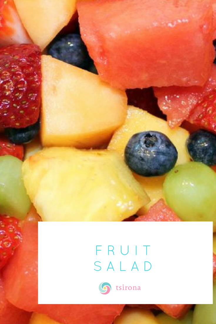 Fruit Salad Food Nutrition Facts Fruit Green Grapes Nutrition