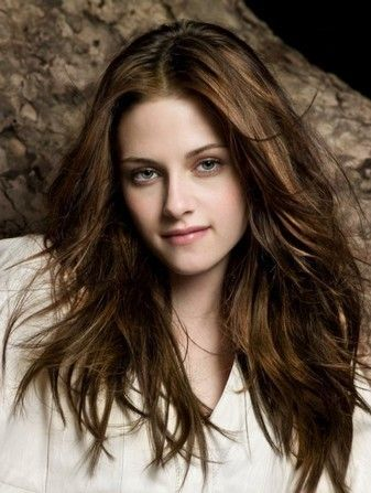 Highlights For Dark Brown Hair Highlights For Dark Brown Hair Kristen Stewart Twilight Beauty
