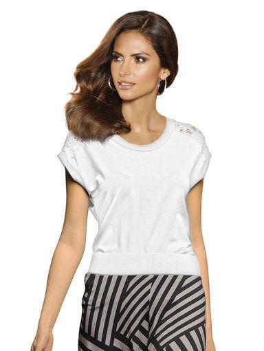 Alba Moda White Shirt