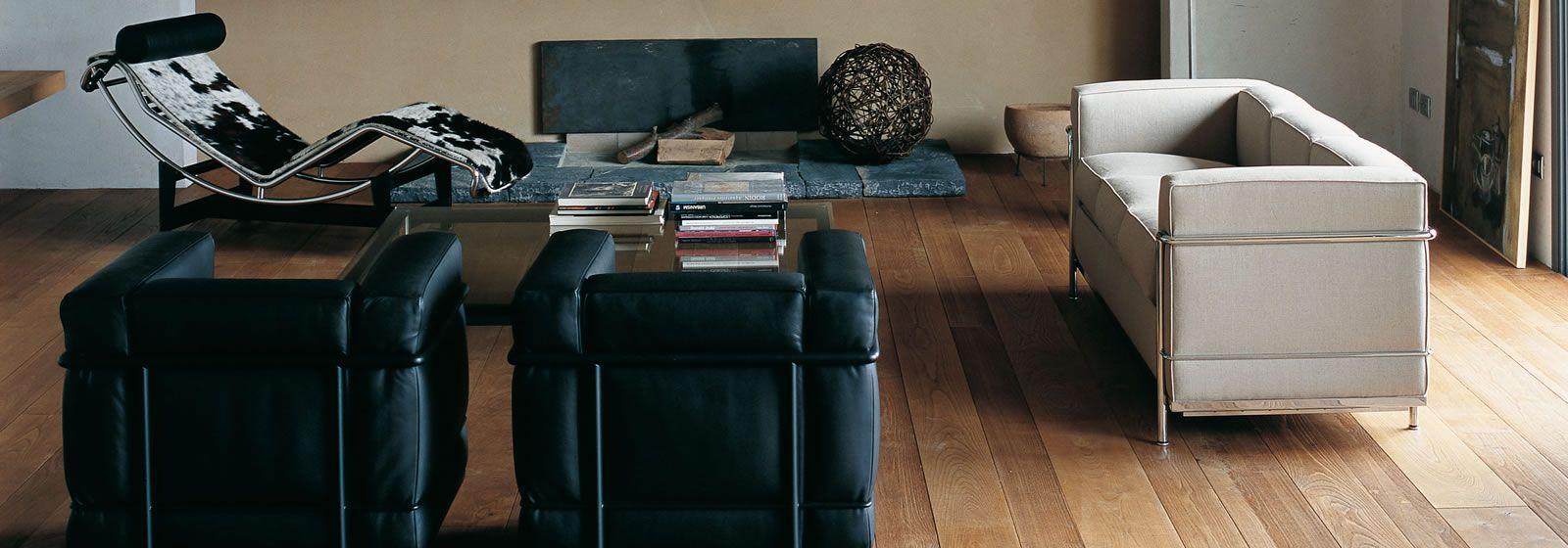 LC2 Cassina | Divano sofa, Divano, Le corbusier
