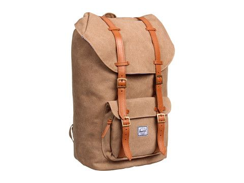 65f87991ba Herschel Supply Co. Little America Canvas Washed Army Navy - Zappos.com  Free Shipping BOTH Ways  139.99