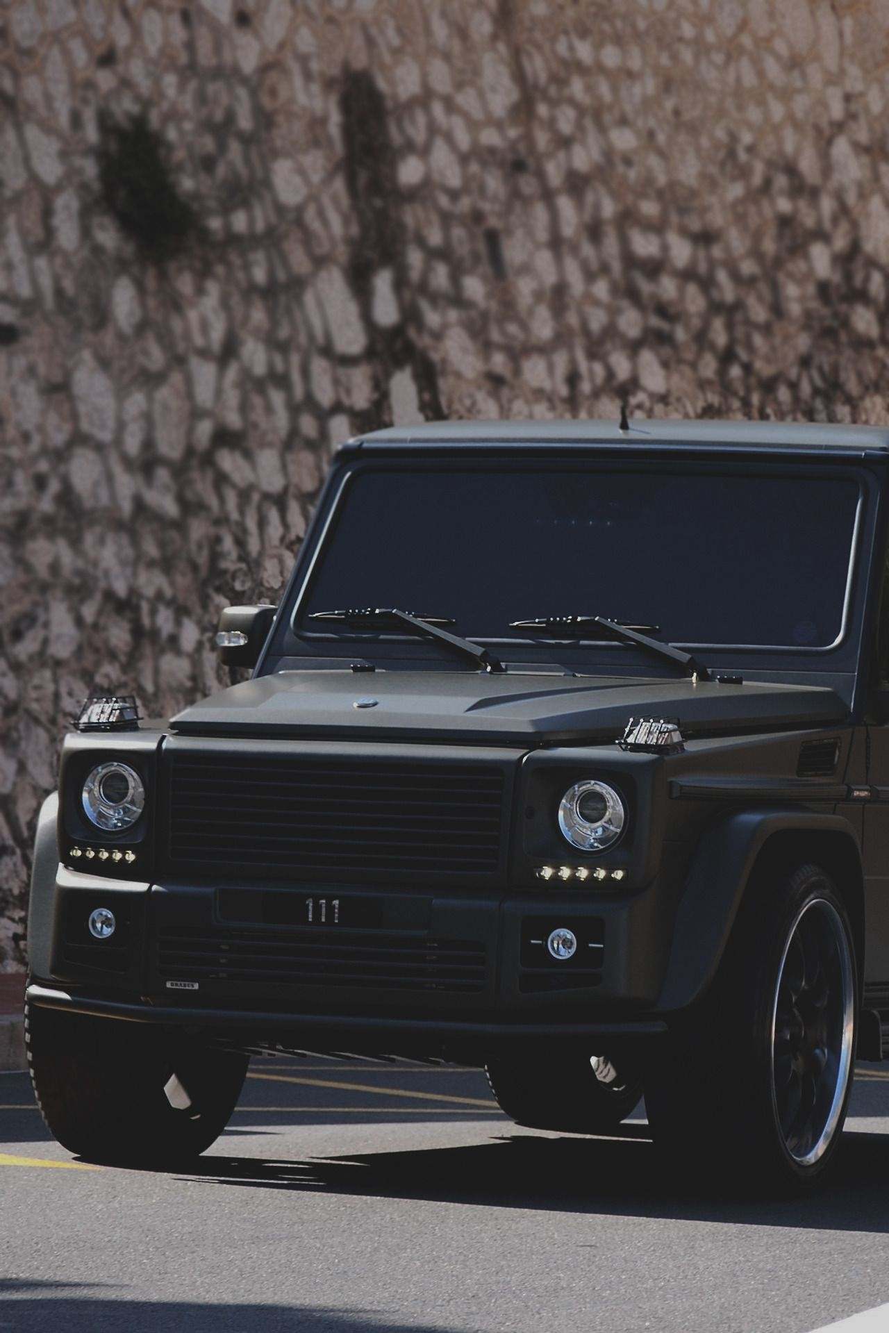 Matte black g wagon xo lisapriceinc additionals for Mercedes benz g wagon black matte