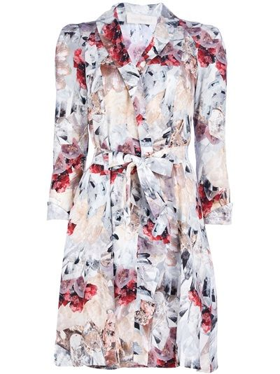 CACHAREL wrap front dress