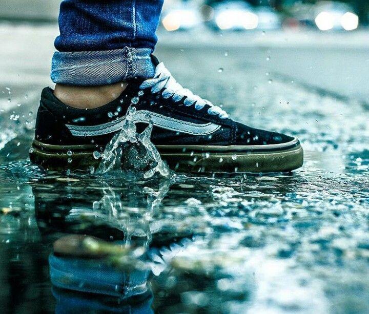 vans lluvia