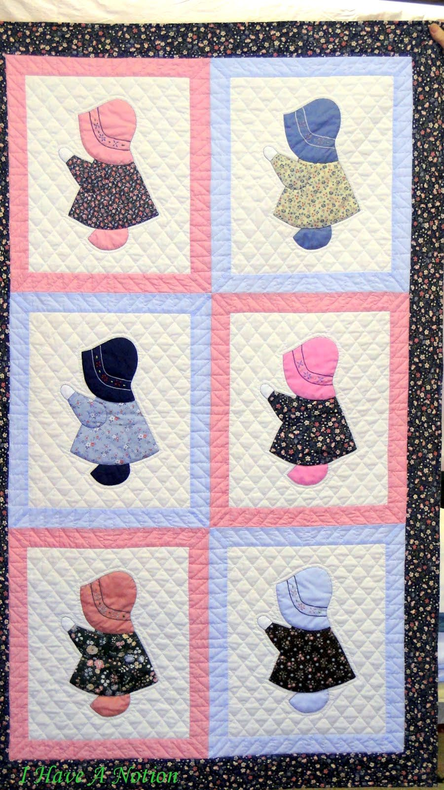 Young Girl Quilt Patterns Girl Quot Quilt That She Had