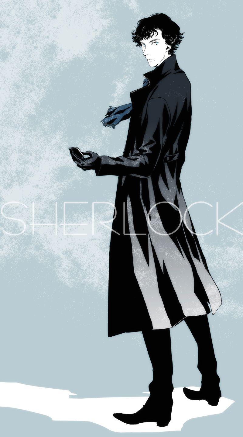 /Sherlock Holmes (Character)/1227495 Zerochan Design