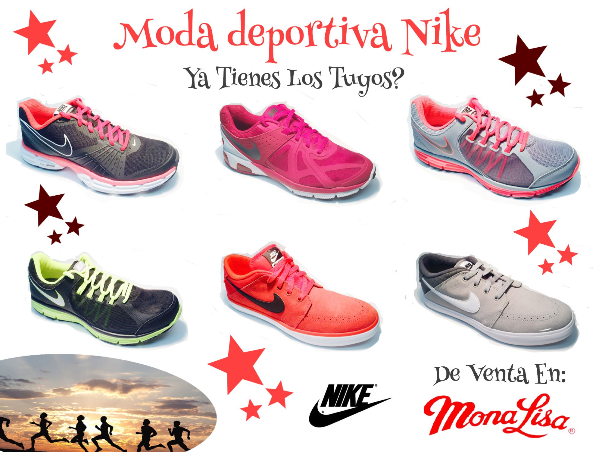 jardín mezcla temperamento  Tenis Nike 2015   Nike, Moda deportiva, Moda
