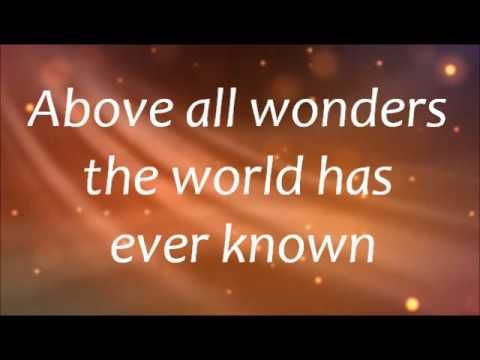 Above All Powers Above All Kings with lyrics (hymn) song