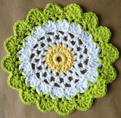 Moonflower dishcloth free pattern for the home pinterest moonflower dishcloth free pattern crochet dt1010fo