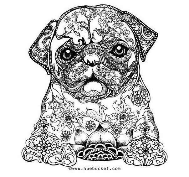 Moi Zakladki Puppy Coloring Pages Dog Coloring Page Printable