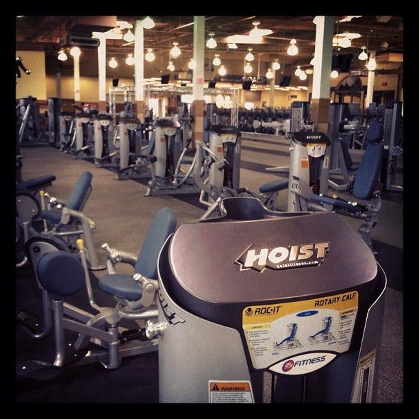 Our Newest Install 24 Hour Fitness San Diego Balboa Super Sport Fitness Strength Sandiego 24hourfitness Gym Ex Hoist Fitness 24 Hour Fitness Fit Team