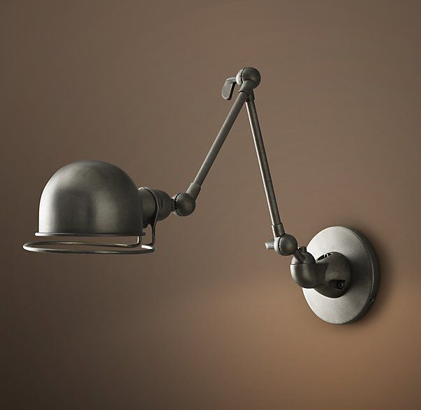 Wall Sconces Kitchen: KITCHEN SCONCE (X3) Atelier Swing-Arm Wall Sconce