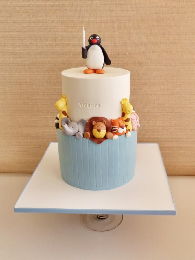 Animals Cakes Cake Decorating Daily Inspiration Ideas