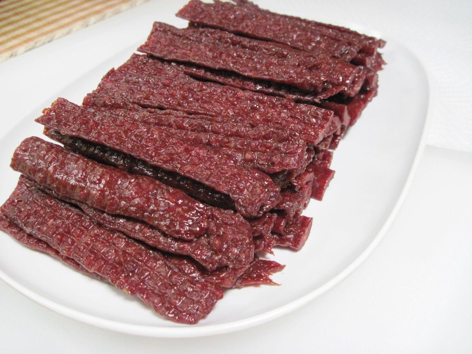 Teriyaki Beef Jerky In 2020 Beef Jerky Recipes Ground Beef Jerky Recipe Jerky Recipes