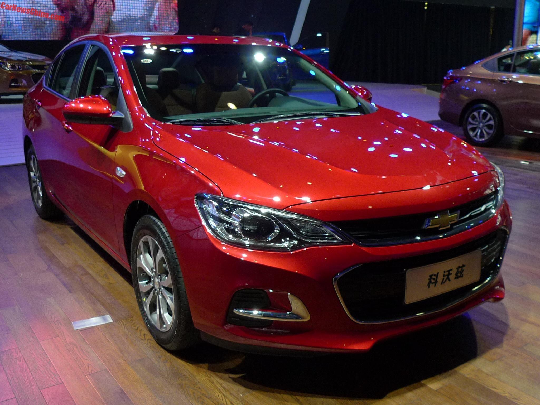 2016 Chevrolet Cavalier