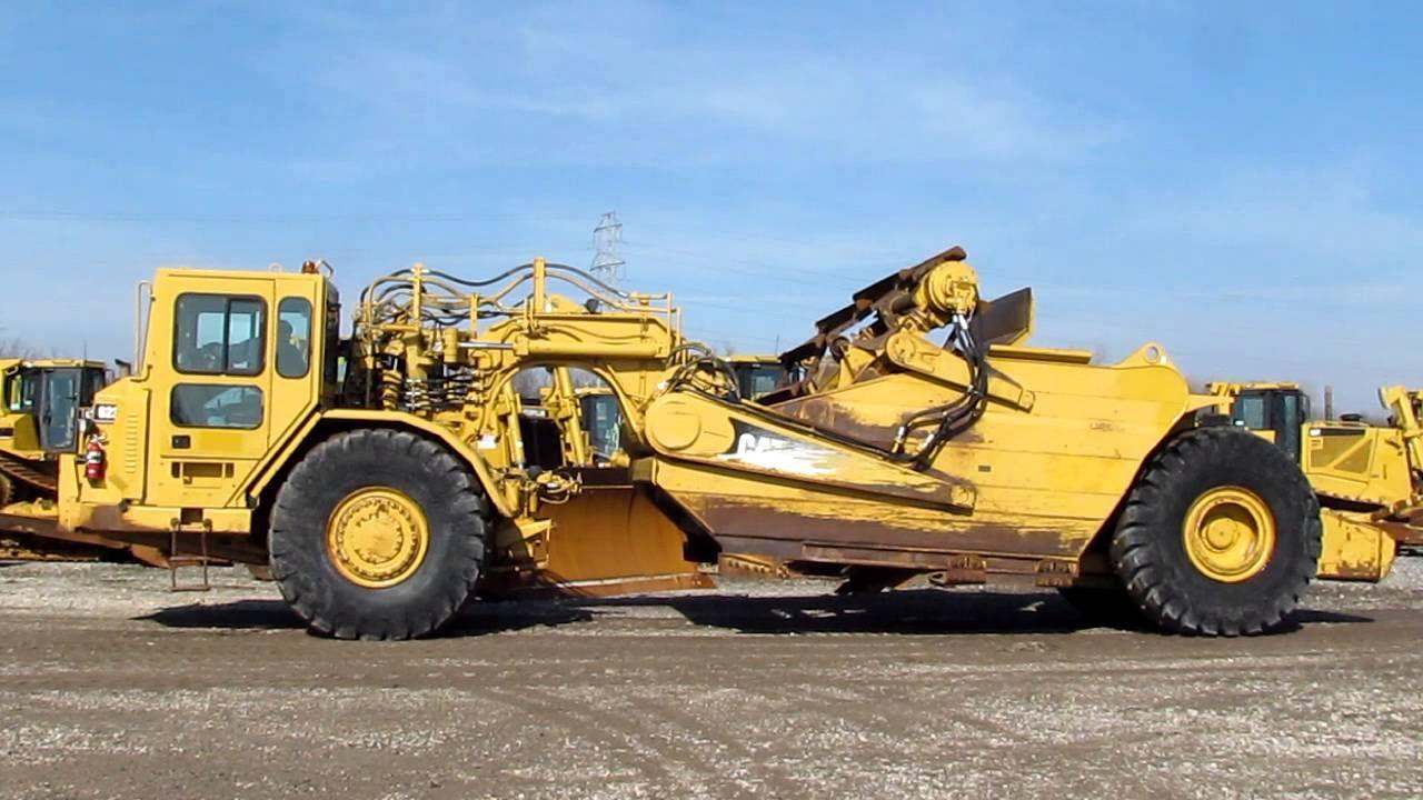 Caterpillar 623g Wheel Tractor Service Repair Manual D