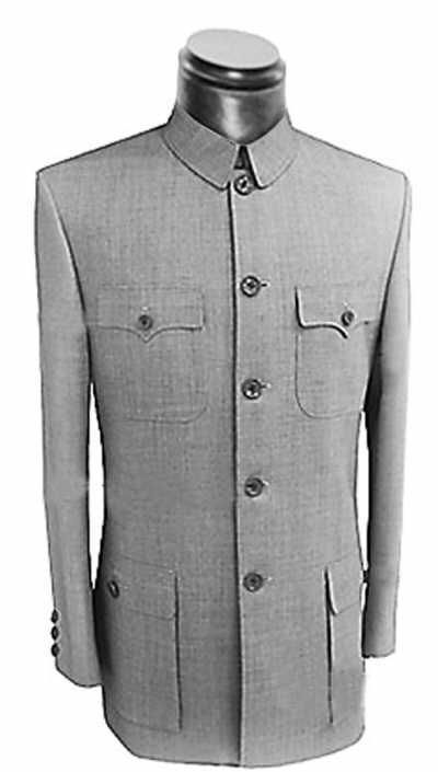 29e1eb234725 What Zhongshan-style suit color seems to have slightly less political  connotations and a regimented look  - Quora