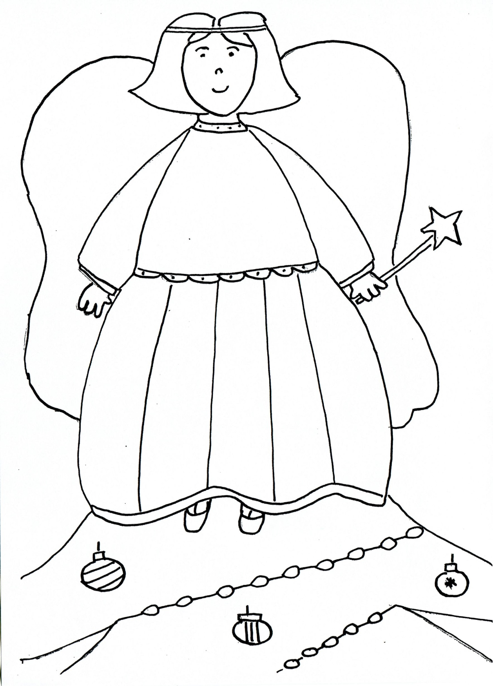 Kids Drawing Templates And Coloring Drawing For Kids Xmas Drawing Drawing Templates