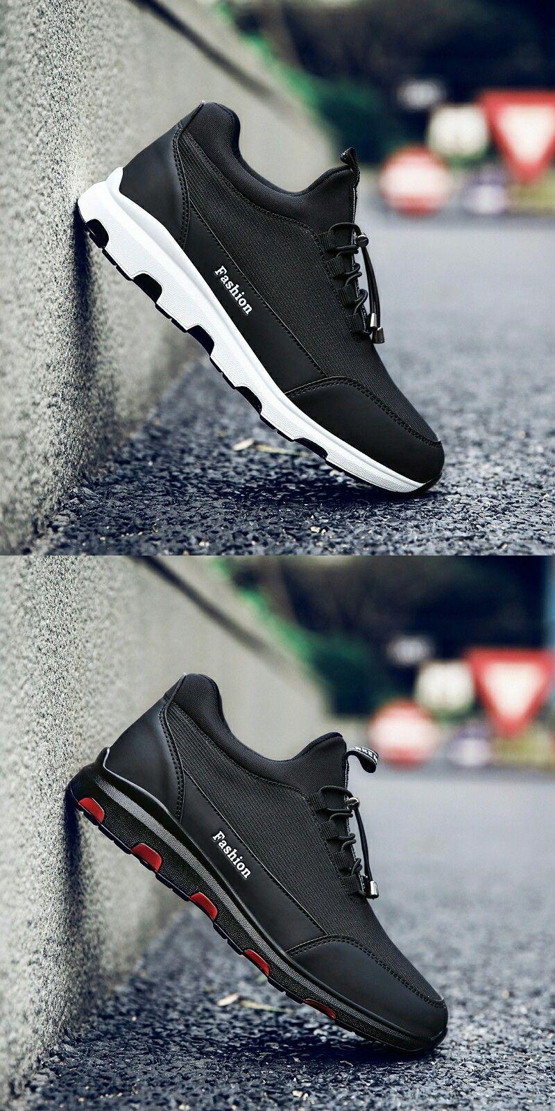 US $24.28 <Click to buy> Prikol Brand Men Sports Shoes