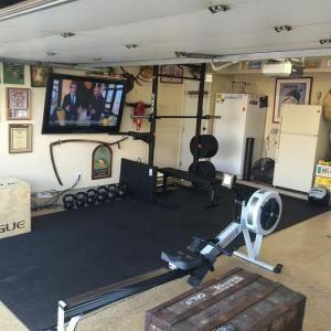 pinxelizabethlisa on myworld in 2020  basement gym
