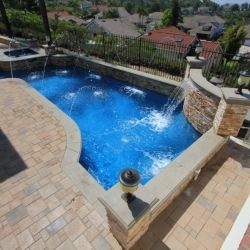 StoneScapes | National Pool Tile Group. | Pool Remodel | Pinterest ...